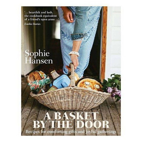 A Basket by the Door - by  Sophie Hansen (Hardcover) - image 1 of 1