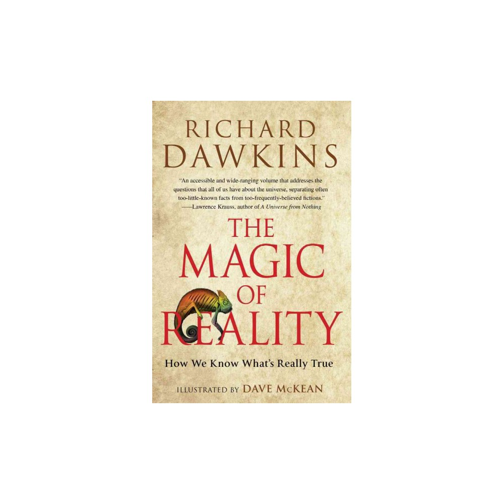 The Magic of Reality - by Richard Dawkins (Paperback) Price