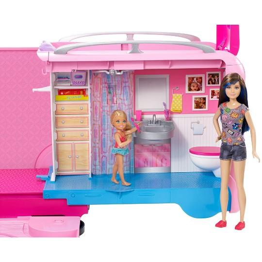 Barbie Dream Camper Playset image number null