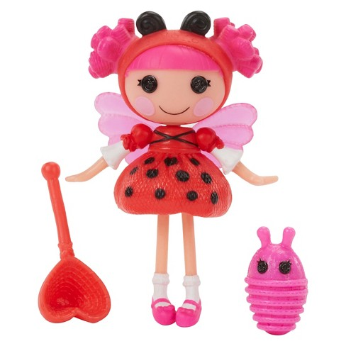 Mini Lalaloopsy Doll - Lucky Lil' Bug - image 1 of 4