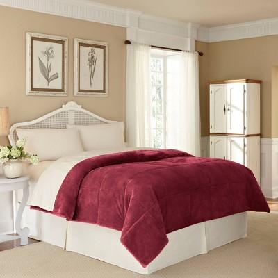 PlushLux Bed Blanket - Vellux