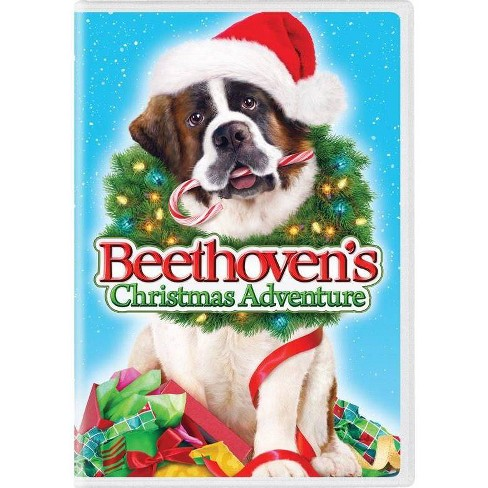 Beethoven's Christmas Adventure (dvd_video) - image 1 of 1