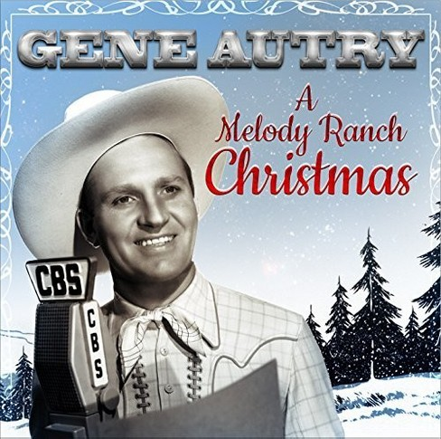 Gene Autry - Melody Ranch Christmas Party (CD) - image 1 of 1