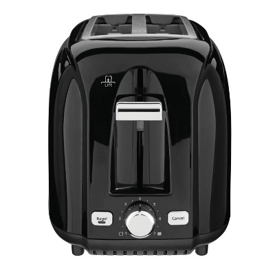 Sunbeam 2-Slice Extra-Wide Slot Toaster - Black TSSBTR2SBK