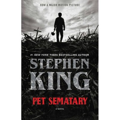 Pet Sematary -  by Stephen King (Paperback)