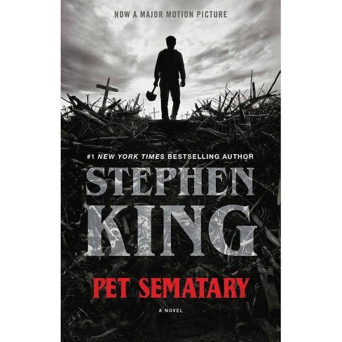 Pet Sematary -  by Stephen King (Paperback) - image 1 of 1