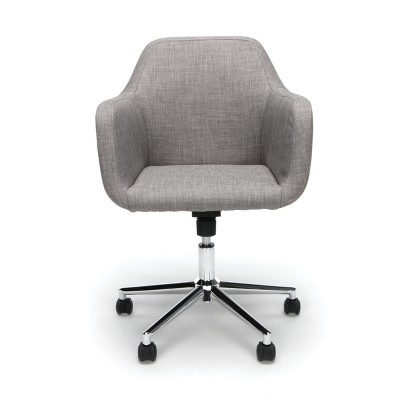 Gray Office Chairs Desk Target, Home Goods Chairs On Wheels