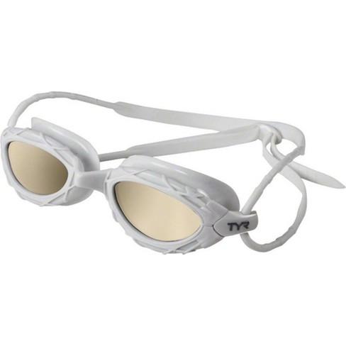 TYR Nest Pro Nano Goggle White Metallic Lens - image 1 of 1