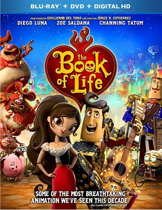 The Book of Life (2 Discs) (Blu-ray/DVD)