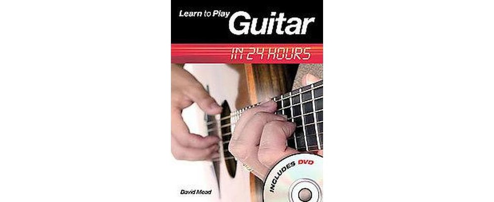 Music Sales Learn to Play Guitar in 24 Hours (Paperback) ...