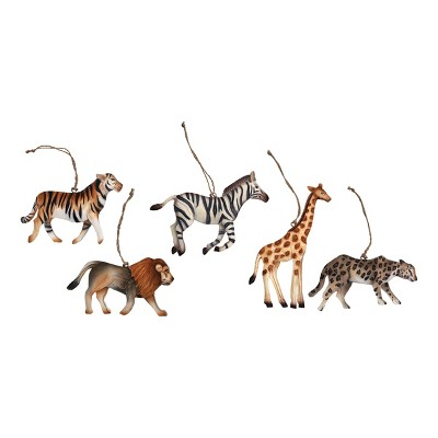 Gallerie II African Animal Ornament A/5