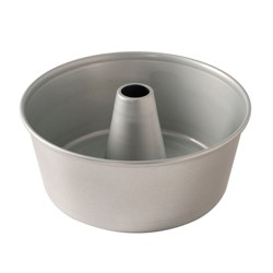 Nordic Ware Angel Food Cake Pan Silver