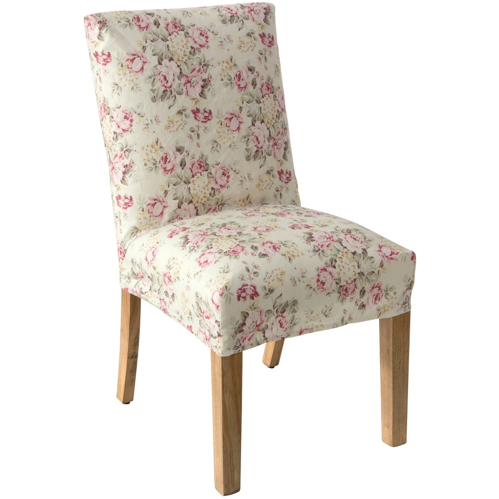 Image of Slipcover Dining Chair Cluster Faded Red - Simply Shabby Chic