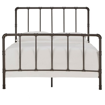Marmora Industrial Piping Metal Bed - Inspire Q®