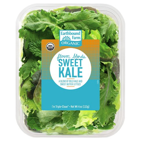Earthbound Farms Organic Sweet Kale - 4oz - image 1 of 1