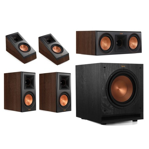 Klipsch RP-600M 5.1 Home Theater System - image 1 of 4