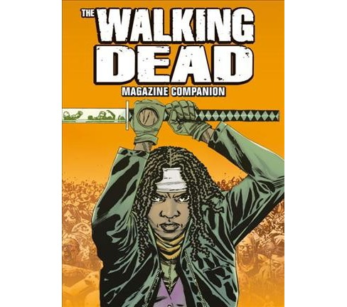 Walking Dead Magazine Companion -   Book 2 (Paperback) - image 1 of 1