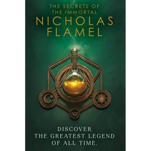 The Secrets of the Immortal Nicholas Flamel Boxed Set (3-Book) - by  Michael Scott (Paperback) - image 1 of 1