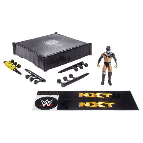 WWE NXT Takeover Ring Playset - image 1 of 5