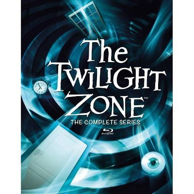 The Twilight Zone: The Complete Series (Blu-ray)(2016)