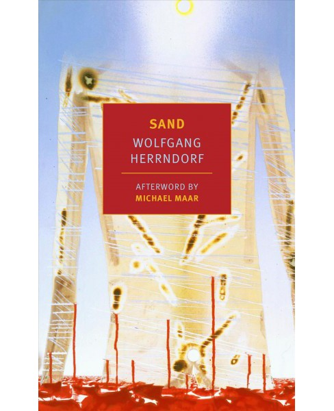 Sand -  (New York Review Books Classics) by Wolfgang Herrndorf (Paperback) - image 1 of 1