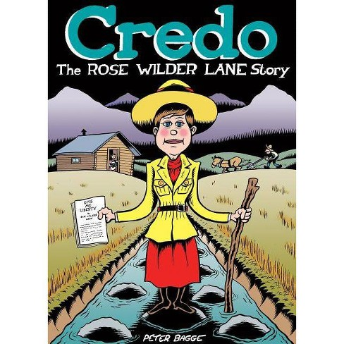Credo - by  Peter Bagge (Hardcover) - image 1 of 1