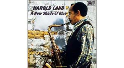 Harold Land - New Shade Of Blue (Vinyl) - image 1 of 1