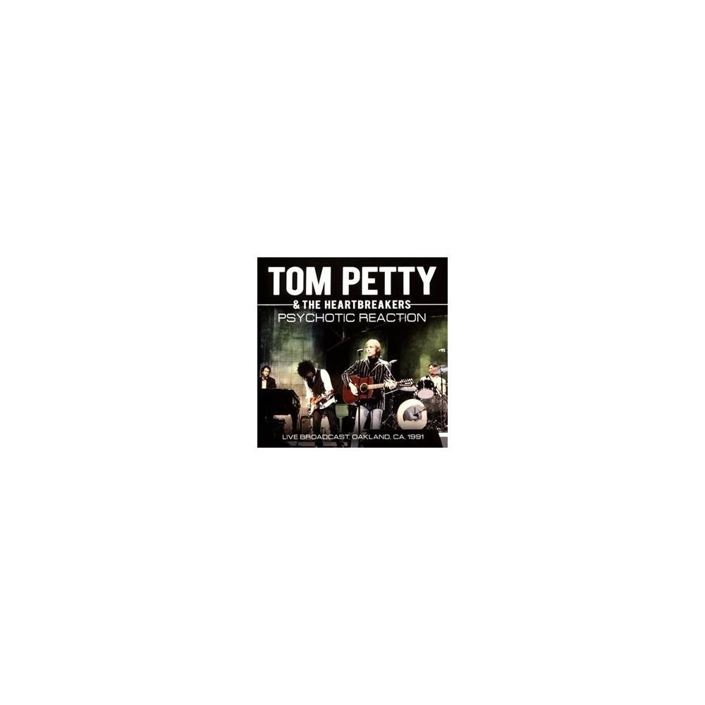 Tom & The Hea Petty - Psychotic Reaction (CD)