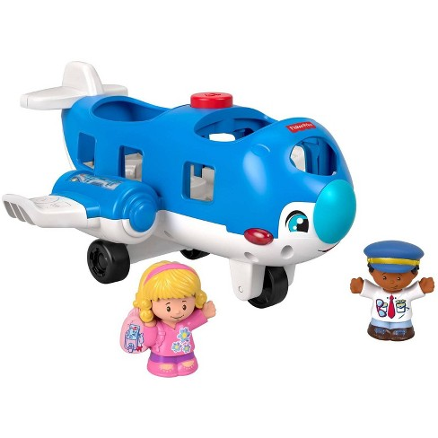 Fisher Price Little People Travel Together Airplane Target