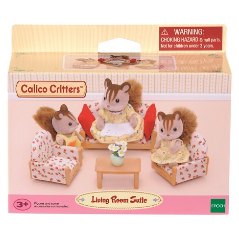 Calico Critters Living Room Suite - image 1 of 2