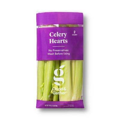 Celery Hearts - 16oz/2ct - Good & Gather™