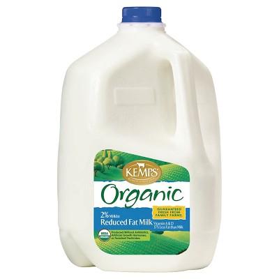 Kemps Organic 2% Milk - 1gal