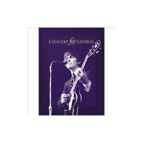 Various - Concert For George (CD) - image 1 of 1