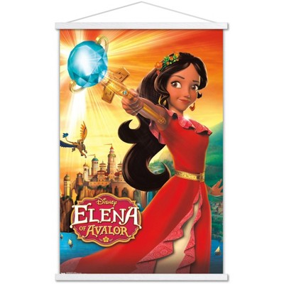 Trends International Disney Elena of Avalor - One Sheet Unframed Wall Poster Print