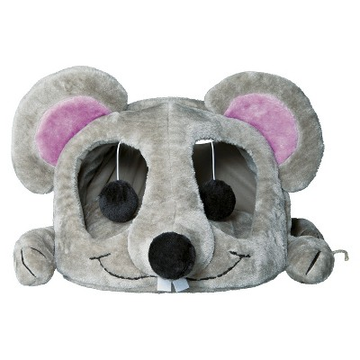 Trixie Lukas Cat Carrier - Gray