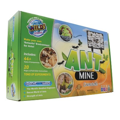 WILD! Science Ant Mine - Ages 6+