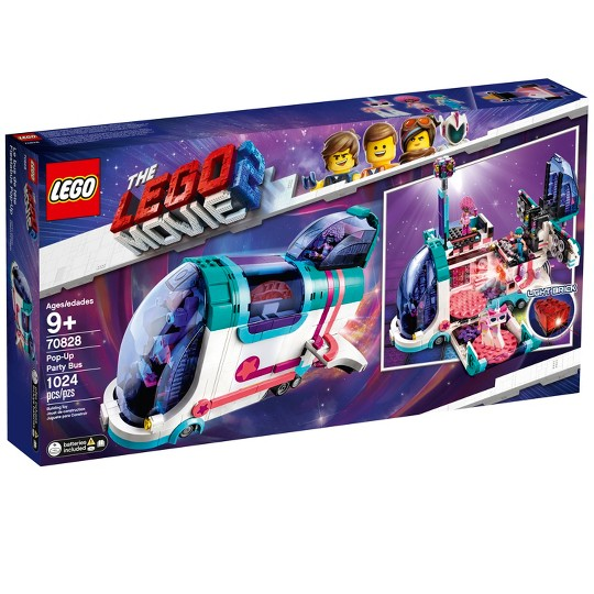 THE LEGO MOVIE 2 Pop-Up Party Bus 70828 image number null