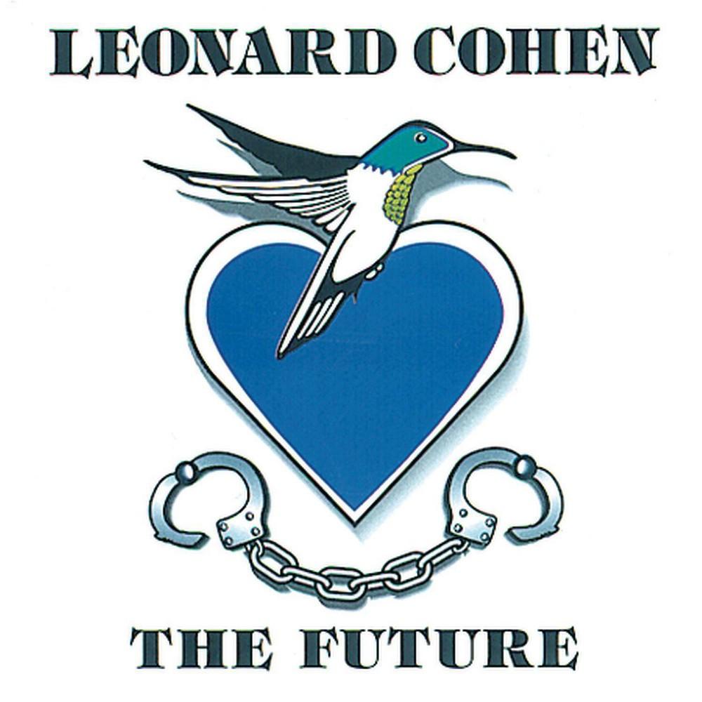 Leonard Cohen Future 10 New Songs Cd