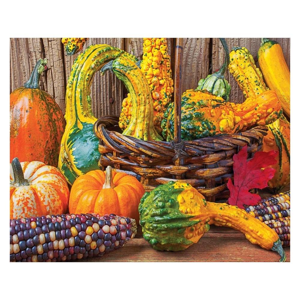 Springbok Harvest Colors 1000pc Jigsaw Puzzle