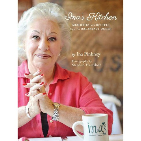 Ina's Kitchen - by  Ina Pinkney (Paperback) - image 1 of 1