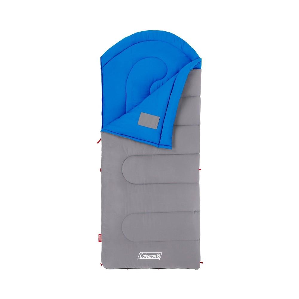 Coleman Cont Dexter 30 Degree Regular Sleeping Bag Blue
