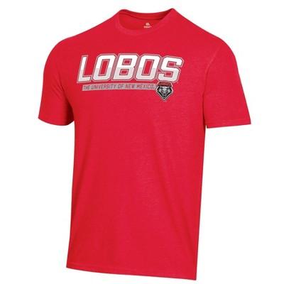 NCAA New Mexico Lobos Men's Short Sleeve T-Shirt