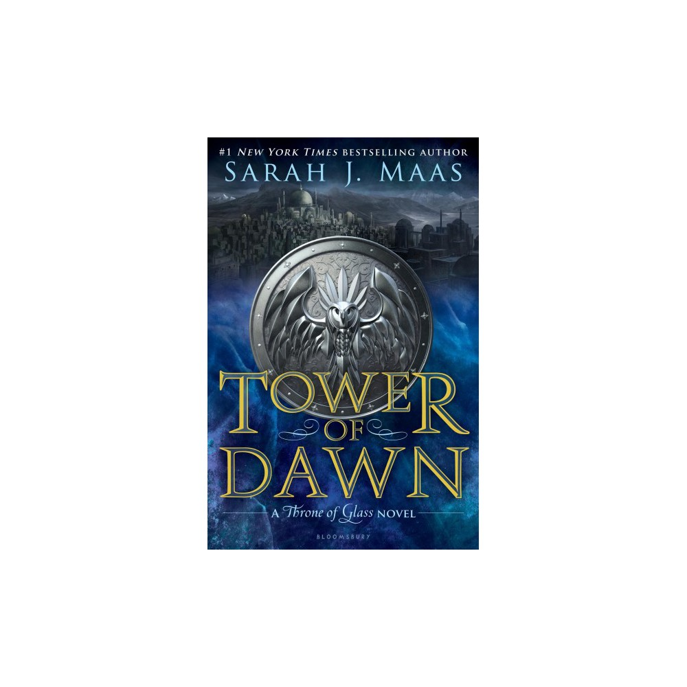 Tower of Dawn - (Throne of Glass) by Sarah J. Maas (Hardcover)