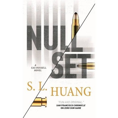 Null Set - (Cas Russell, 2) by  S L Huang (Paperback)