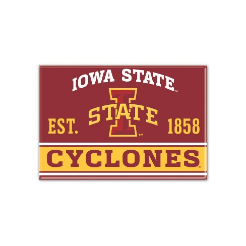 NCAA Iowa State Cyclones Fridge Magnet - image 1 of 1