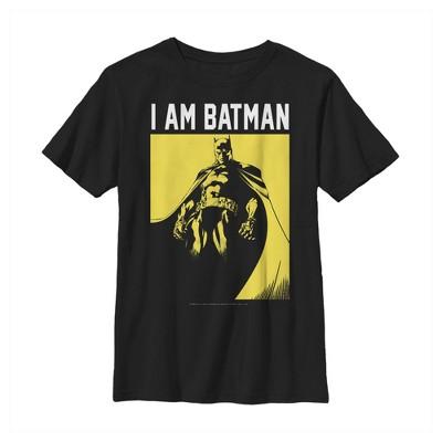 Boy's Batman Gotham's Hero T-Shirt