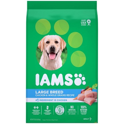 Iams Proactive Health Chicken & Whole Grains Recipe Large Breed Adult Premium Dry Dog Food