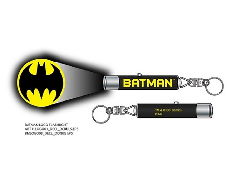 Batman Projection Keychain - image 1 of 1
