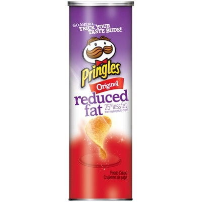 Potato Chips: Pringles Reduced Fat