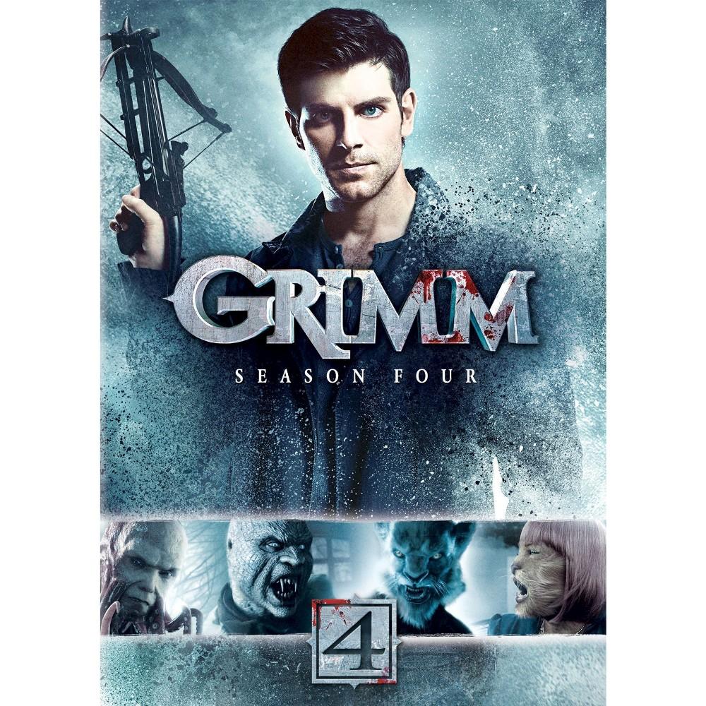 Grimm: Season Four [5 Discs]